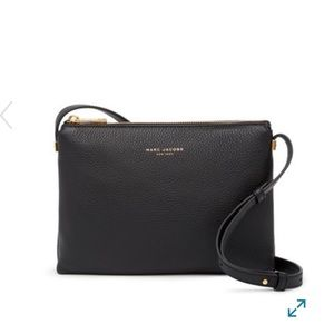 Marc Jacobs leather crossbody